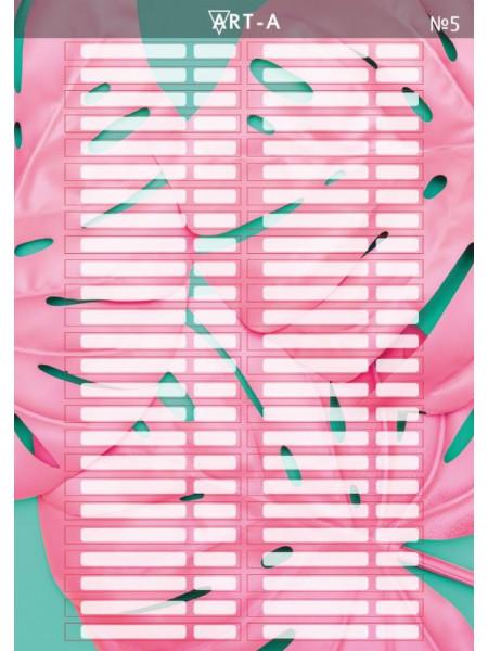 Art-A наклейки на типсы №05