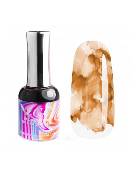 """Акварельные капли для дизайна ногтей """"Blossom INK"""" №3"""