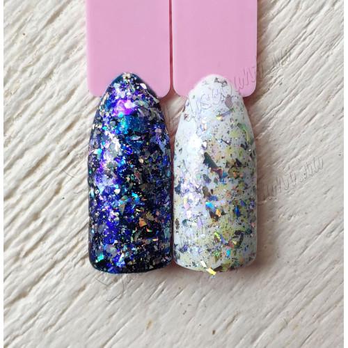 Хлопья для дизайна ногтей  Galaxy №5