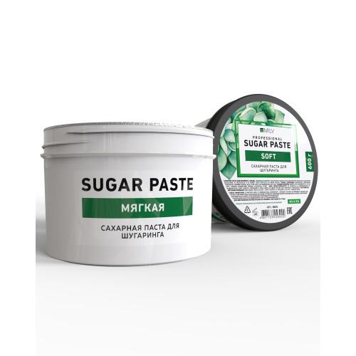 Сахарная паста для шугаринга «Sugar» (550 г.) мягкая в Хабаровске