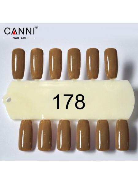 Гель-лак CANNI #178