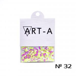Камифубуки для дизайна ногтей №32